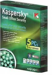 Kaspersky Small Office Security for Windows WS+FS